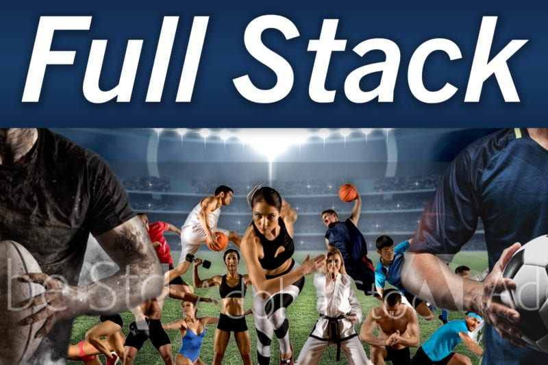 The Full Stack – Podcast series featured image